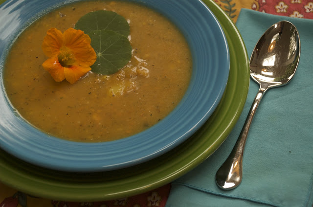 Recipe: Autumn Soup