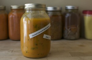 Soup Swap Recipe: Poppy's Curried Carrot & Apple Soup