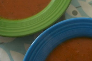 Soup Swap Recipe: Shana's Super San Marzano Soup