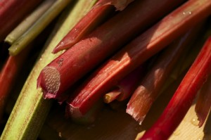 Recipe: Ruby Red Rhubarb Preserves or Rhubarb Strawberry Jam