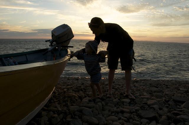Road Tripping Recipe: Fish Chowder in Grand Manan New Brunswick