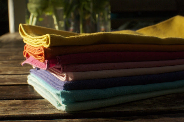 Cheerful Cloth Napkins and a Giveaway So You Can Have Some Too