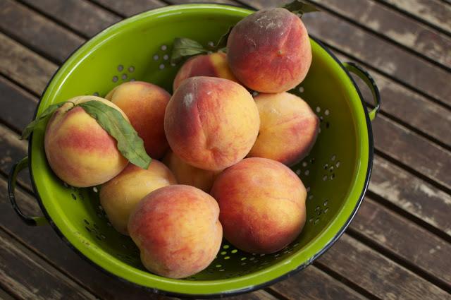 Smashed BBQ Peach Jam