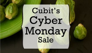 Cyber Monday Etsy Sale on Cubit's Organic Seeds