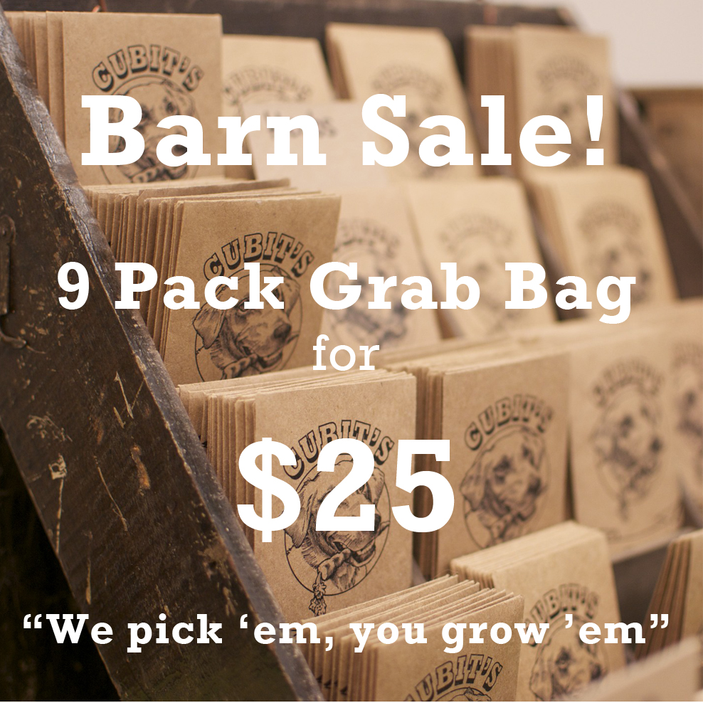 We're Having A Sale! A Barn Sale For The Actual Barn