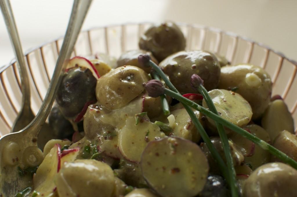 Herb Potato Salad www.CubitsOrganics.com