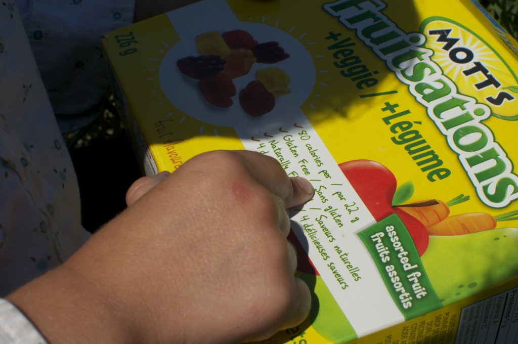 Teach Kids to look for the Gluten Free Label www.CubitsOrganics.com