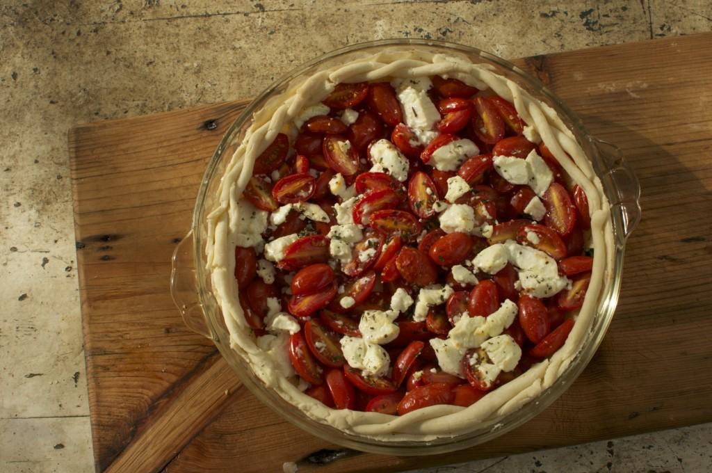 Shana's Tomato Pie www.CubitsOrganics.com