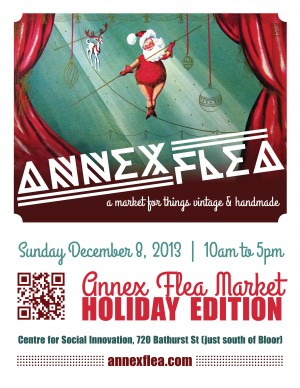 See you at the Annex Flea