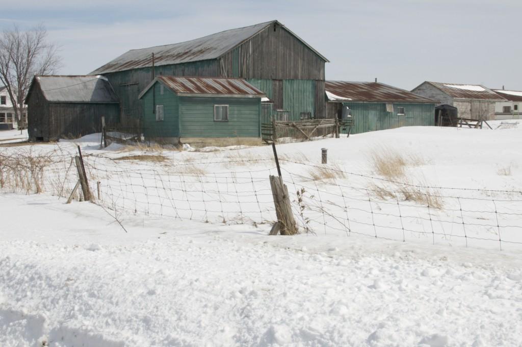 Barn in Consecon Prince Edward County www.cubitsorganics.com