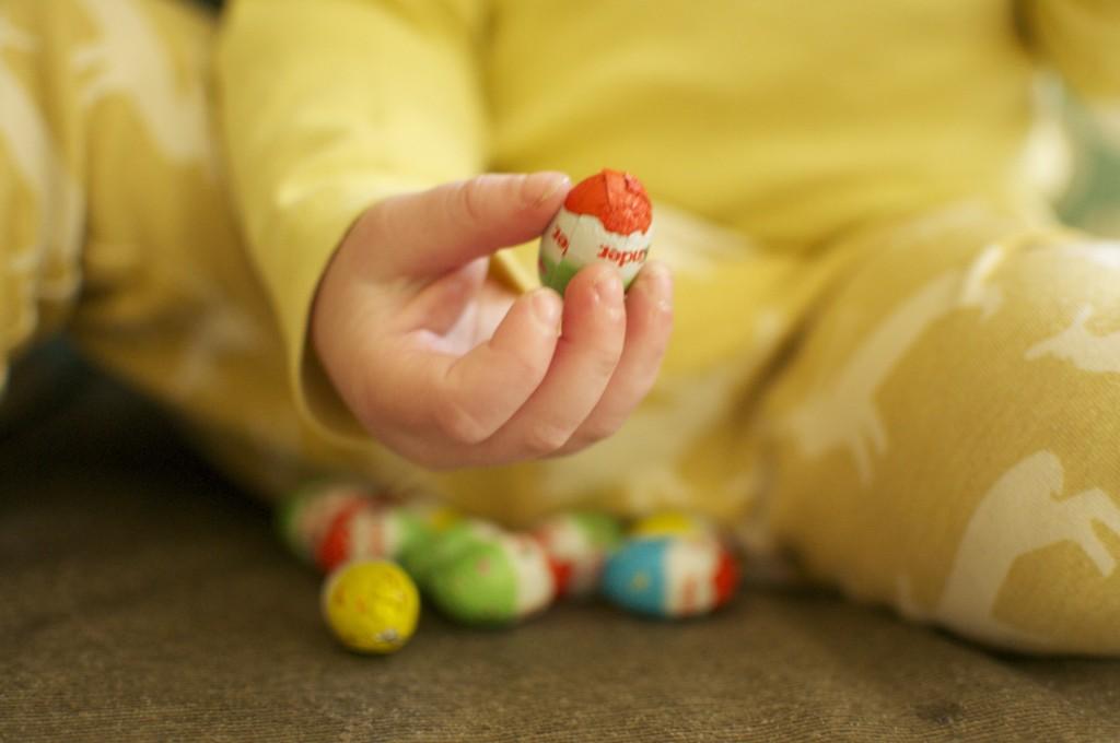 Kinder eggs www.cubitsorganics.com
