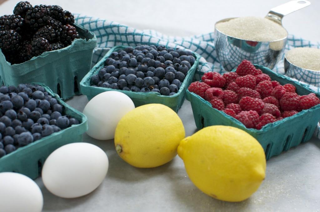 Seasonal Berries www.cubitsorganics.com