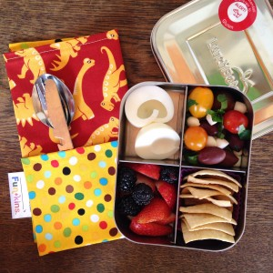 #LetsbeLitterfree and Pack a Litterless Bento Lunch